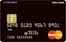 Orico Card THE POINTイメージ